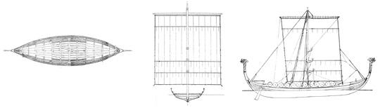 emssaga wikinger langschiff. Black Bedroom Furniture Sets. Home Design Ideas